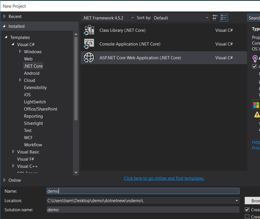 Create A Web Api Application In Netcore Hansamali 39 S Blog